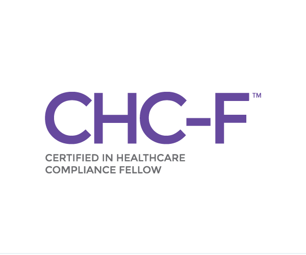 Certified in Healthcare Compliance Fellow