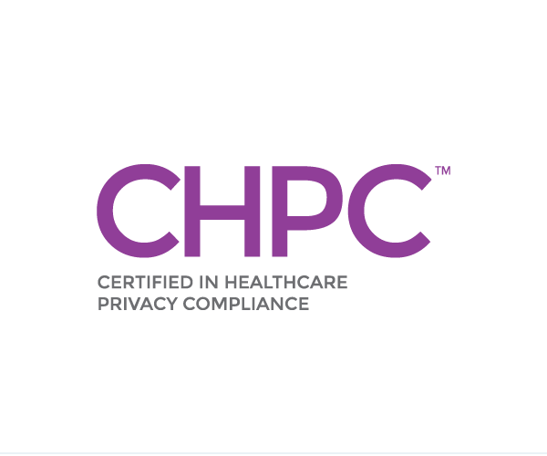 Certified in Healthcare Privacy Compliance