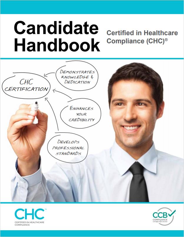 chc hcca info exam handbook