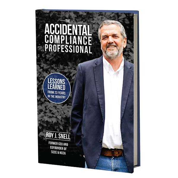The Accidental Compliance Officer cover image