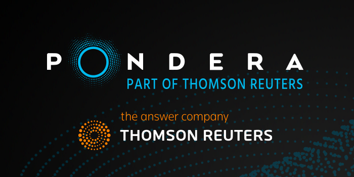 Pondera Solutions, a Thomson Reuters Company