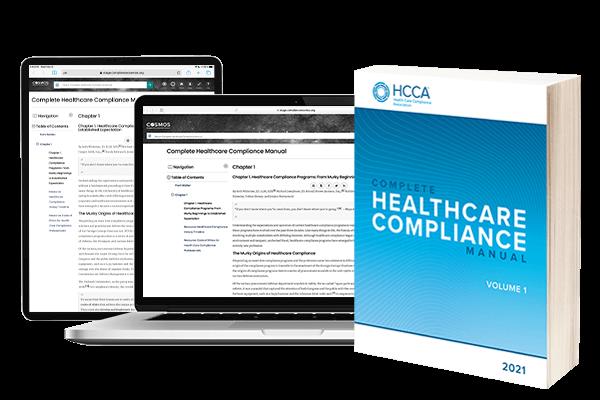 Complete Healthcare Compliance Manual