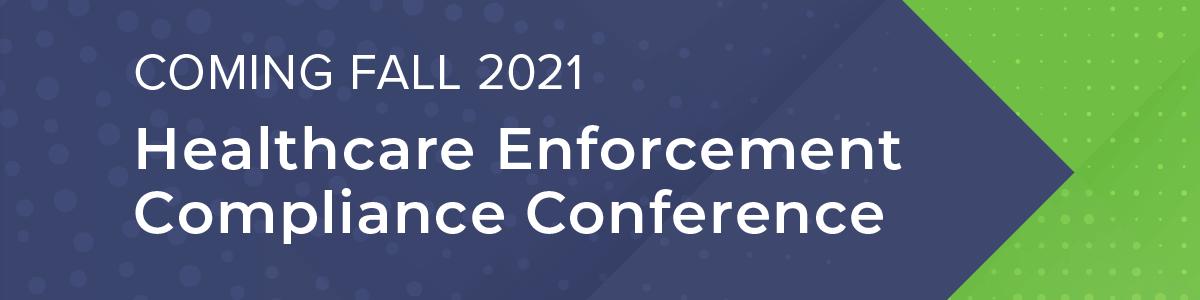 HCCA Healthcare Enforcement Conference
