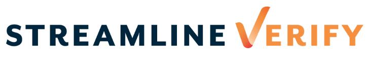 Streamline Verify